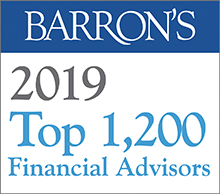 Barron's 2019 Top 1,200 Financial Advisors